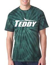 "Tie Dye Teddy Bridgewater New York Jets ""LOGO"" T-Shirt"