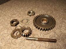 Kawasaki F11 B 250 1975 Engine Motor Parts Lot