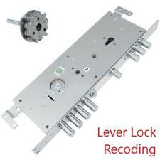 Mortise High Security Deadbolt Lock Double Lever/Cylinder Mechanisms Metal Door