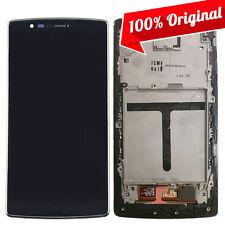 OEM LG LCD Screen Digitizer Assembly Frame for LG G Flex 2 H955 AS995