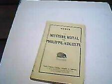 FAGUS: le mystère royal de Philippe-Auguste