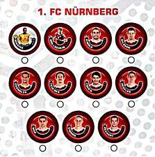 Topps Bundesliga Chipz 2011/12 - 1. FC Nürnberg - zum auswählen