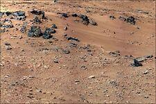 Poster, Many Sizes; Rocknest  Mars Curiosity Rover 2012