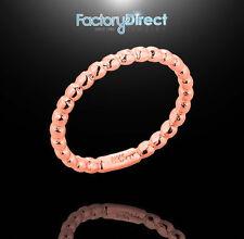 10k 14k Rose Gold Ball Chain Bead Toe Ring Summer Beach Feet Foot Sale