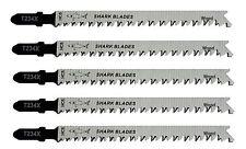 SHARK BLADES Jigsaw Blades T234X Fits Bosch Makita AEG Festool T-Shank