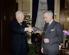 "President Senator Harry Truman John ""Cactus Jack"" Garner Jesse James Colt Gun"