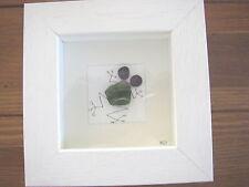 Frog on the Window, Michelle Owens Irish Sea Glass Art