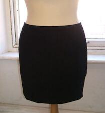 Baylis and Knight Black BODY CON Super Cute Mini Skirt