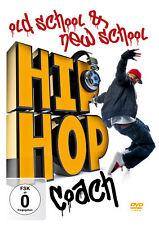 DVD Hip Hop Coach Vieja Escuela and New escuela