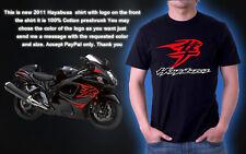 Suzuki Hayabusa 100% Cotton T-Shirt NEW. 003