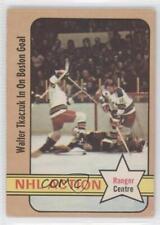 1972-73 O-Pee-Chee #110 Walt Tkaczuk New York Rangers Hockey Card