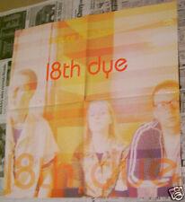 18th DYE promo POSTER Tribute To A Bus matador 1995
