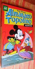 ALMANACCO TOPOLINO  1968 N°  8 -PIU' CHE OTTIMO