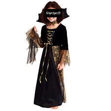 Halloween Carnevale Costume Vampira Bambina Vampire Girl Dress up Costume VMPG02