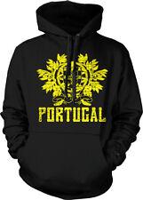 Coat of Arms of Portugal Portuguese Portuguesa Pride Pertuesa Hoodie Pullover