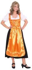 Dirndel Dirndl Trachten Oktoberfest Bayern Kleid Kostüm Damen Trachtenmode
