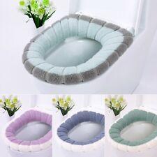 Soft Bathroom Toilet Seat Closestool Washable Warmer Mat Cover Pad Cushion Canad