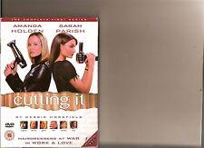 CUTTING IT COMPLETE SERIES 1 DVD BBC DRAMA AMANDA HOLDEN
