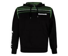 Kapuzenshirt Sports Hoody Kawasaki Orginal Racing Neu  Shirt S-3XL   166SPM038