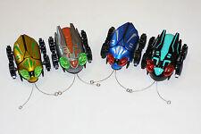 Alienz motorisé Insectes avec Yeux lumineux. 4 couleurs différentes pour recueillir