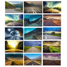 Roadside Scenery Theme Photography Background Studio Photo Props Wall Backdrop C