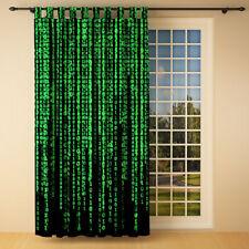 """Foto Schlaufenschal Vorhang Gardine """"Matrix"""""""