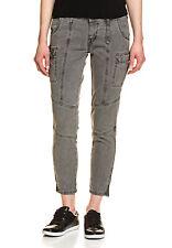 Mustang Damen Jeans Cargotaschen