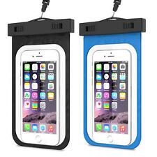 Universal Waterproof Underwater Cover Case Bag Pouch For Smartphones