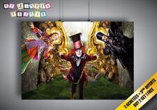 Poster Alice in Wonderland Alice aux pays des merveilles Wall