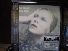 Hunky Dory by David Bowie RARE JAPAN REPLICA TO THE ORIGINAL LP OBI SEALED CD
