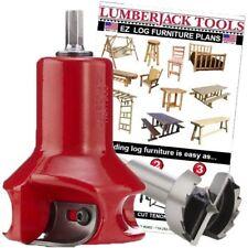 Lumberjack Tools Home Series Beginners Kit Log Furniture Building Tools