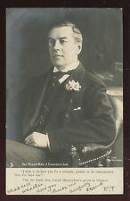Politcal RT HON JOSEPH CHAMBERLAIN RP PPC 1903