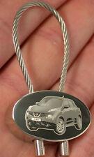 Nissan Juke Schlüsselanhänger Gravur Keyring