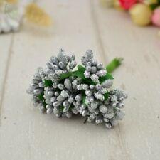 Artificial Flower Wedding Decoration Diy Wreath Fake Flower 12pc Stamen Handmade