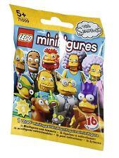 LEGO mini figures SIMPSONS SERIE 2 71009 selezione scegliere quello desiderato