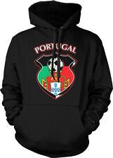 Portugal National Football Team FPF Futebol Soccer Selecção Hoodie Pullover