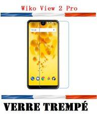pour Wiko View 2 Pro 4G 6.0 pouces Film Verre en Trempe Protecteur Protection