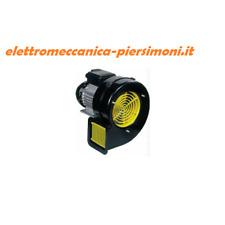 ASPIRATORE CENTRIFUGO MOTORE ELETTRICO 230-400V 0,5HP FUMO VAPORE POLVERE ASPIRA
