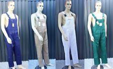Latzhose Arbeitshose Arbeitskleidung Berufsbekleidung 5 Farben 24-106 Neu 195