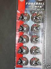 NFL Helmet Light Set, Tampa Bay Buccaneers, NEW