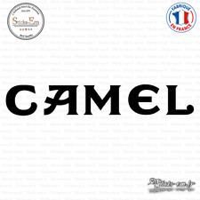 Sticker Camel Decal Aufkleber Pegatinas CAM03 Couleurs au choix