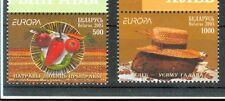 EUROPA - EUROPE BELARUS 2005 Gastronomia set