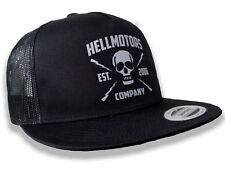 Hellmotors est 06 Flexfit Trucker Snapback Cap Oldschool Hotrod Kappe Rockabilly
