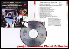 JOHN WILLIAMS conducts (BOF/OST) Star Wars Trilogy (CD)