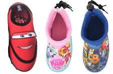 Niños Niñas Niños Disney Cars Paw Patrol Natación Zapatos AQUA Calcetines Niños Talla 5-11