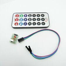 HX1838 Infrared Receiver Module & Remote IR Control Kit  Wireless Sensor