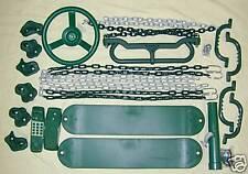 swingset swing kit,ply set,playground, toy phone, telescope, accessories,swk8pvc