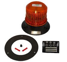 S6LRF 1NM CLEAR WHITE LED SOLAR REVOLVING OR FLASHING LIGHT LIGHTHOUSE BARRICADE