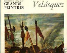 VELASQUEZ = Grands Peintres & Chefs-d'oeuvre de l'art + N° 6