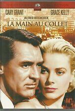 DVD - LA MAIN AU COLLET avec GRACE KELLY / HITCHCOCK ( COMME NEUF )